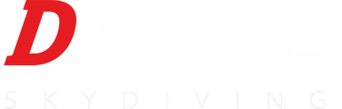DZONE® Skydiving – Coeur d'Alene, Idaho Logo